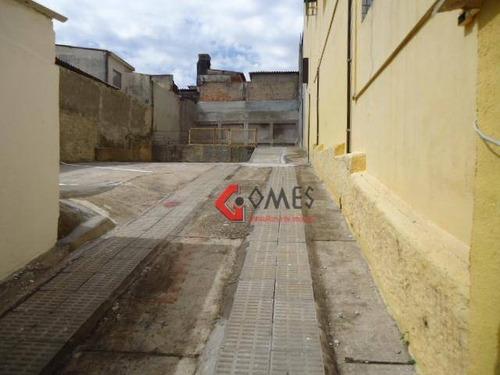 Imagem 1 de 1 de Terreno À Venda, 224 M² Por R$ 625.000,00 - Vila Marlene - São Bernardo Do Campo/sp - Te0208