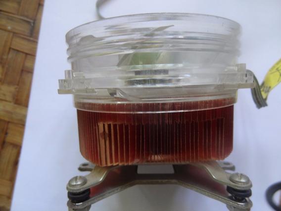 Fan Cooler Robusto - Ventilador Procesador Pc Socket 775