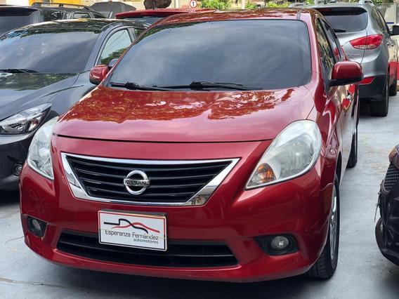 Nissan Versa Mecanico 1.6 Modelo 2013