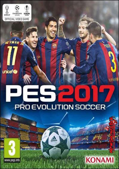Pes Pro Evolution Soccer 2017 Promoçao Envio Imediato!