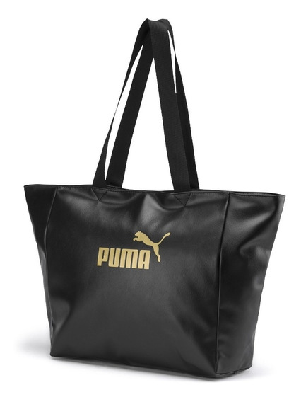 Bolsa Puma Core Up Large Feminina 076578 01