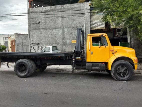 Camion Dina Grua Hiab 4 Tons Toneladas