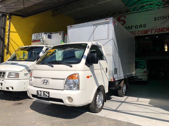Hyundai Hr 2.5 Bau Carga Seca 2012