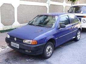 Volkswagen Gol 1.0 16v Serie Ouro 3p 1997