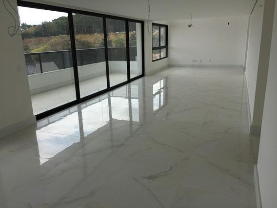 Apartamento Com 4 Quartos Para Comprar No Santa Lúcia Em Belo Horizonte/mg - 615