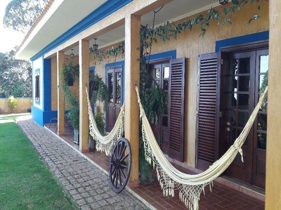 Casa Em Condomínio No Pé Da Serra, Chácaras Serra Da Ermida, Jundiaí - Ca08492 - 32259381