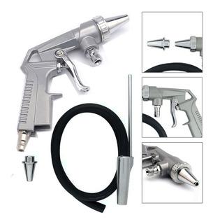 Pistola Para Jateamento Jato De Areia Sucção 5732855 Stels