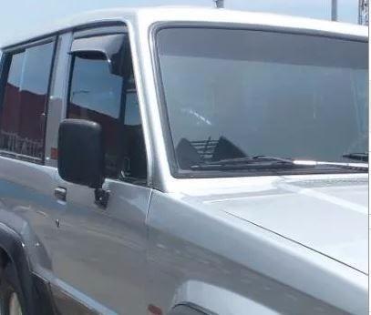 Deflectores Tejas Negras Chevrolet Trooper Envios A Todo El