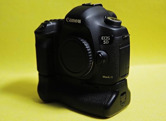 Camera Canon 5d Mark.lll (com Grip Original)