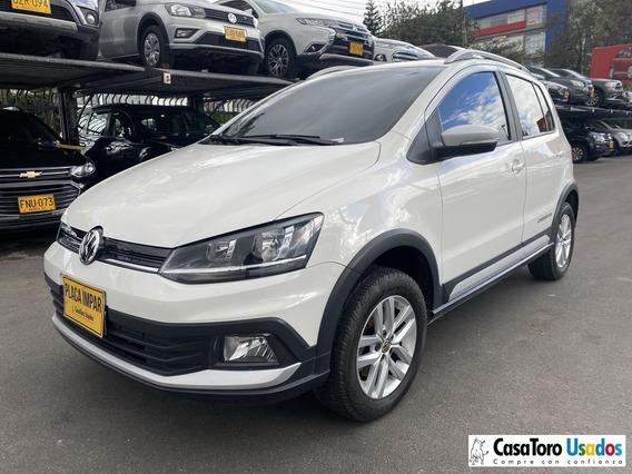 Volkswagen Cross Fox Mt 1600cc 2017