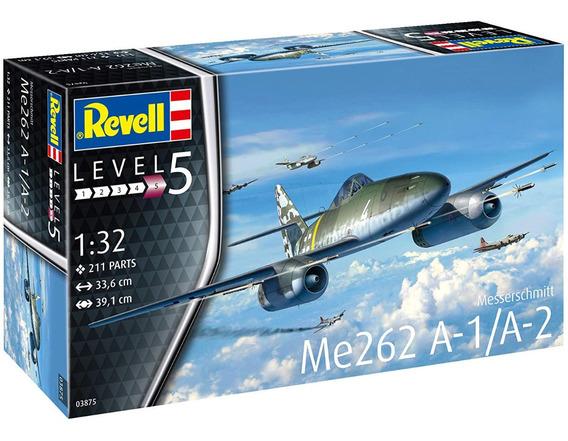 Messerschmitt Me 262 A-1/a-2 1/32 Marca Revell