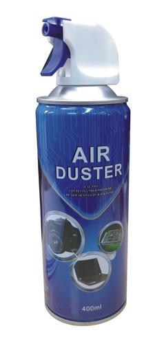 Aire Comprimido Removedor De Partículas 400 Ml Con Gatillo