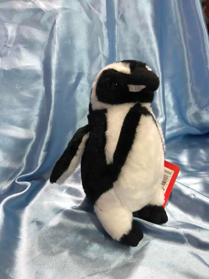 Pingüino De Peluche!!! 20 Cm!!!