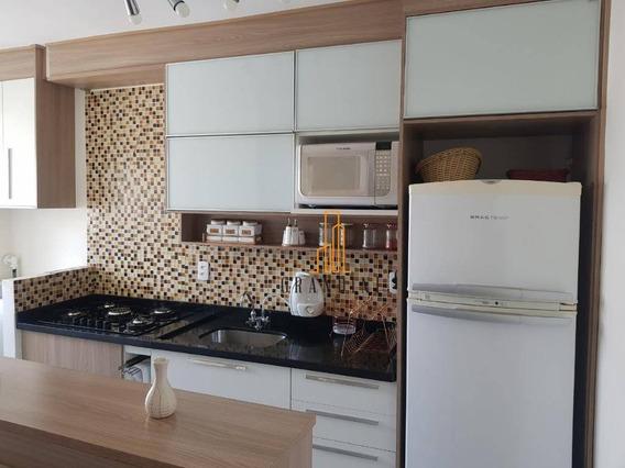 Apartamento Com 2 Dormitórios À Venda, 48 M² Por R$ 296.800 - Planalto - São Bernardo Do Campo/sp - Ap1564
