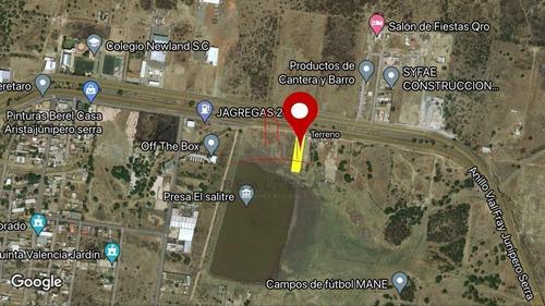 Imagen 1 de 4 de Terreno Comercial Venta Fray Junipero Serra 14,000,000 Emmfe