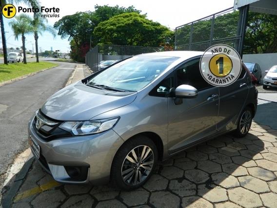 Honda Fit 1.5 Ex 16v Flex 4p Automatico 2015/2016