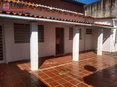 Aluga-se Casa De Fundos - Ca0533