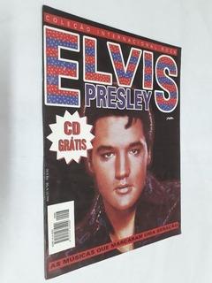 Revista Coleção Internacional Do Rock: Elvis Presley