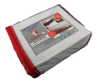 Cubrecolchon Protector Impermeable Individual Dany