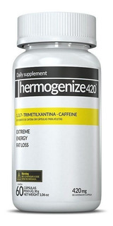Thermogenize 420 C/ 60 Cápsulas - Inove Nutrition