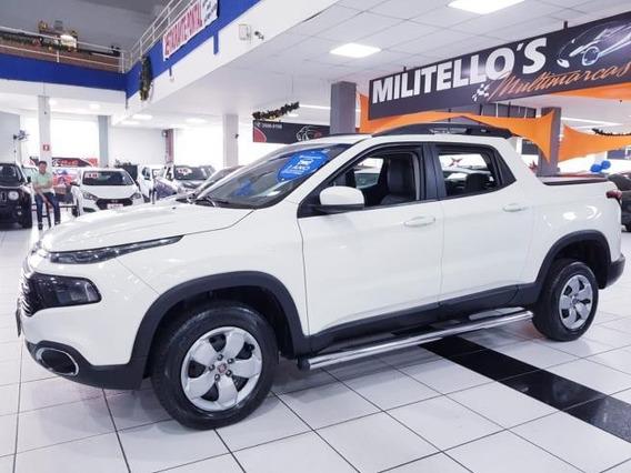 Fiat Toro Freedom 1.8 16v Flex Aut Banco Em Couro