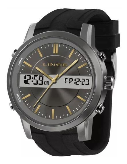 Relógio Lince May4492s-g1px - Preto