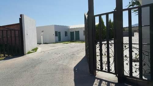 Hermosas Casas De 1 Planta En Privada En San Luis Potosã.