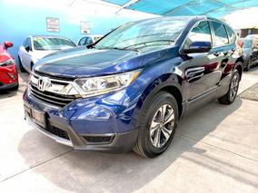 Honda Cr-v 2.4 Ex, Un Dueño, Servicios, Garantia Planta