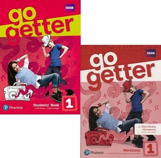 Go Getter 1 - Student´s Book And Workbook - Pearson