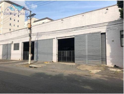 Imagem 1 de 14 de Galpão Para Alugar, 5806 M² Por R$ 85.000,00/mês - Vila Leopoldina - São Paulo/sp - Ga0014