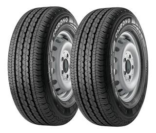 2 Llantas 225/70 R15 Pirelli Chrono S112