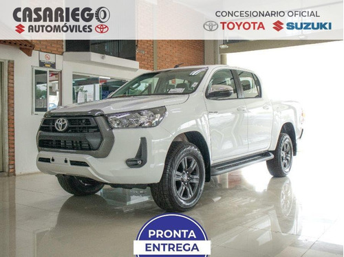 Toyota Hilux Sr 4x4 Diesel At Precio Leasing 2.4 2021 0km