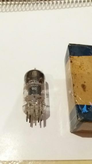 Válvula De Rádio Toshiba 12at7 Ou Ecc81