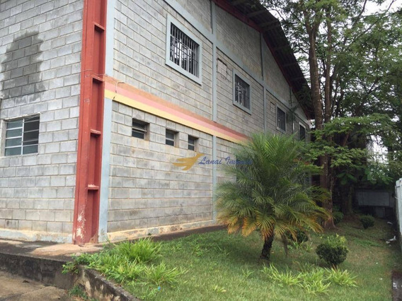 Galpão Para Alugar, 1000 M² Por R$ 15.000/mês - Jardim Do Rio Cotia - Cotia/sp - Ga0036