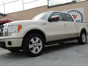 Ford Lobo Lariat Cabina Doble 4x4