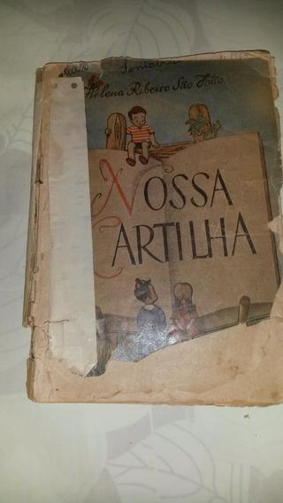 Cartilha Nossa Cartilha 1964 - Raro