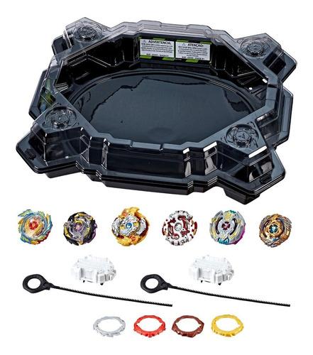 Set De Juego Beyblade Burst Evolution Ultimate Tournament