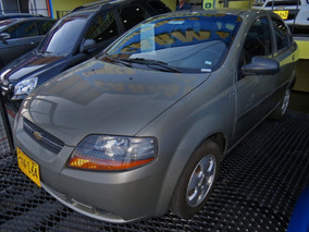 Chevrolet Aveo Ls Financiación 100%
