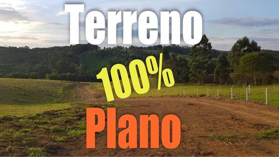 22a - Terreno 100% Plano No Interior De Sp