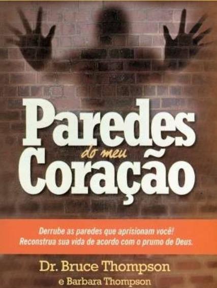 Kit 4 Livros Paredes, Pastor. Intelig, Raizes E 5 Ling Amor