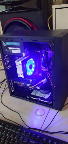Imagem 1 de 6 de Pc Gamer Usado Intel Core I5 Nvidia Geforce
