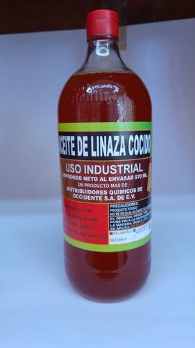Imagen 1 de 1 de Aceite De Linaza 10 Litros Con Envio