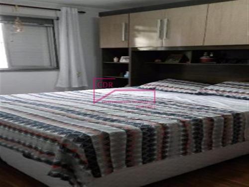 Imagem 1 de 12 de Apartamento Vila Silvia São Paulo/sp - 277