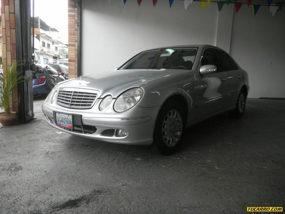 Mercedes Benz Clase E Elegance