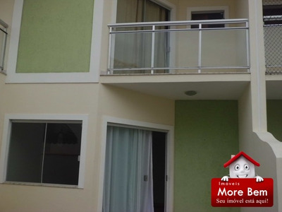 Casa Duplex Em Araruama 02 Quartos (01 Suite) - Cs-711