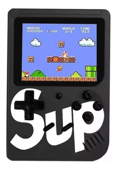 Mini Video Game Portátil 400 Jogos Internos Game Sup Mario
