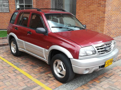 Chevrolet Grand Vitara 2001