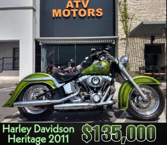 Harley Davidson Heritage Custom 2011