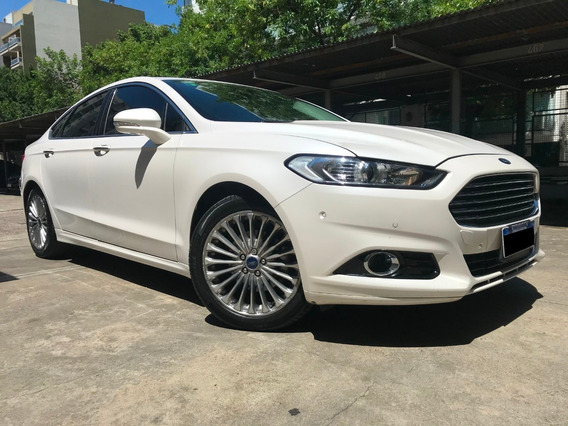 Oportunidad Unica Ford Mondeo Titanium 2.0t 240cv Serv. Ofi!