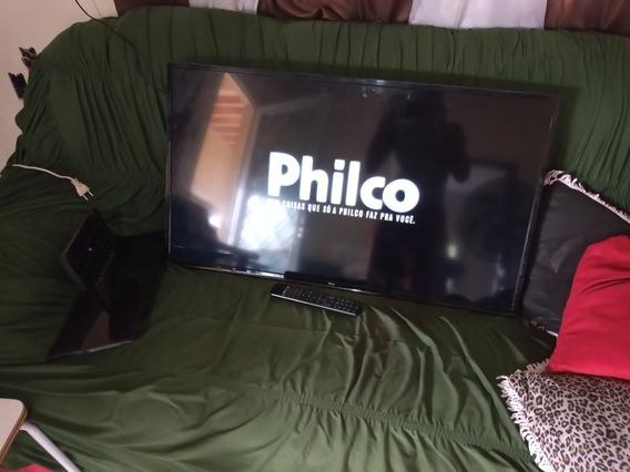 Tv Philco Ph40e36dsgw 43 Polegadas Smart. Desliga Sozinha.